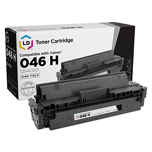 LD Compatible Toner Cartridge Replacement for Canon 046H 125