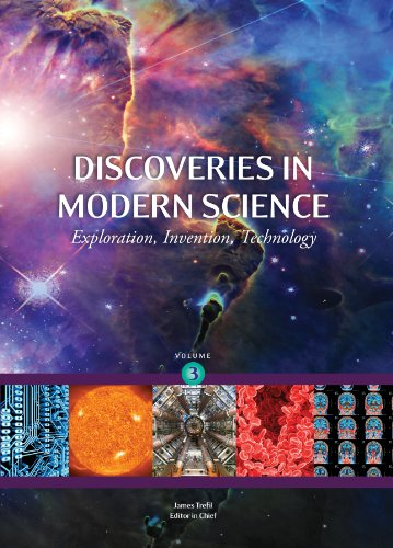Discoveries in Modern Science: Exploration, Invention, Technology, 3 Volume Set