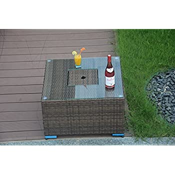 Amazon Com Keter Cool Bar Patio Table Discontinued By