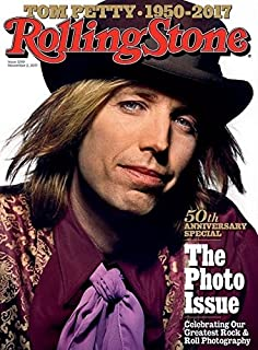 Rolling Stone Magazine November 2 2017 Tom Petty Tribute Cover
