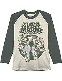 Boys 4-12 Mario Super Bro High Five Graphic Tee Boys 4-12