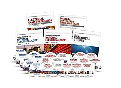 2014 NEC Master/Contractor Comprehensive Electrical Exam Prep Library, Mike Holt