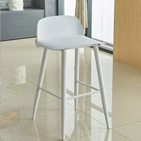 Swell Amazon Com Gtd Bar Stool Nordic Creative Plastic High Foot Lamtechconsult Wood Chair Design Ideas Lamtechconsultcom