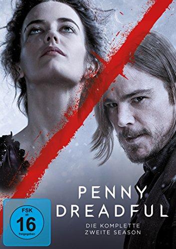 Penny Dreadful - Die komplette zweite Season [5 DVDs]