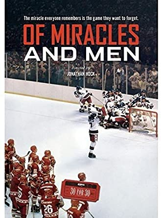 Amazon com: Espn Films 30 for 30: Of Miracles and Men: US