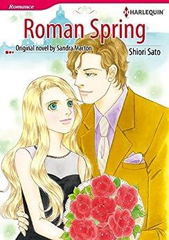 Amazon.com: ROMAN SPRING (Harlequin comics) eBook: Sandra