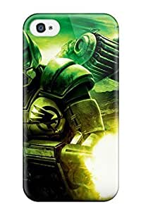 2945193K48705162 Tpu Shockproof Scratcheproof Command And Conquer 3 Hard Case Cover For Iphone 4/4s