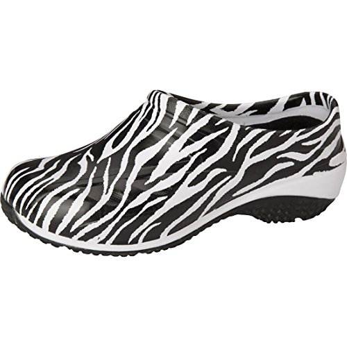 ANYWEAR Women's Exact Closed Back Clog Forever Wild