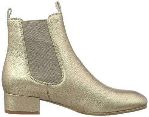 Kennel und Schmenger Schuhmanufaktur Tessa, Zapatillas de Estar por Casa para Mujer Gold (topaz)