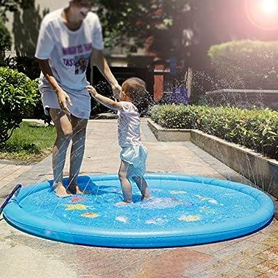 SKOLOO Sprinkle & Splash Play Mat,68