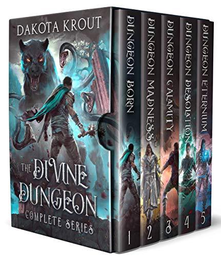 Divine Dungeon [1-5] - Dakota Krout