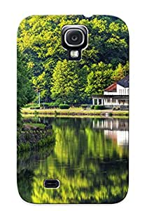 Case Cover Riverside House, Germany / Fashionable Case For Galaxy S4