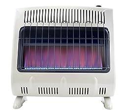 Mr. Heater Corporation MHVFBF30NGBT 30KVent Free Blue Flame NaturalGas Heater W/Blower