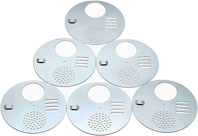 US Seller Made in the USA Metal Disc Bee Hive Entrance Reducers 10 pack