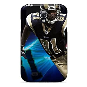 Dana Lindsey Mendez BrRfCcS1320IPFbp Case For Galaxy S4 With Nice St. Louis Rams Appearance