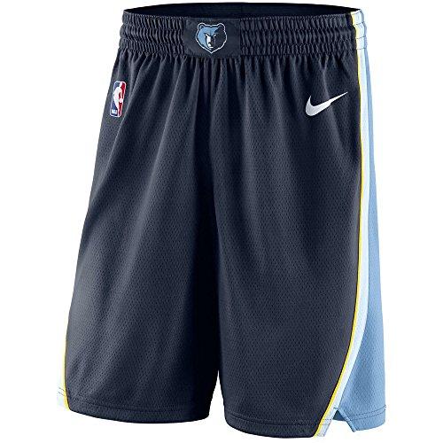 (NIKE Memphis Grizzlies Dry Icon Swingman Basketball Shorts (X-Large))