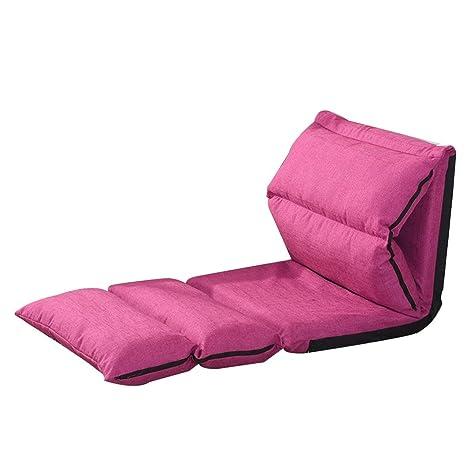 Liucuifang Lazy sofá de Oficina Silla Plegable Tatami Cojín ...