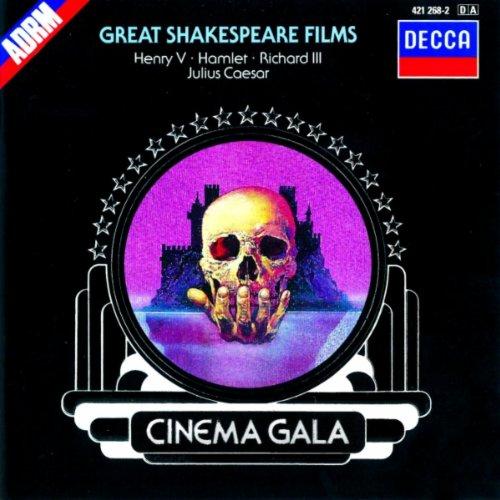 Great Shakespeare Film Scores