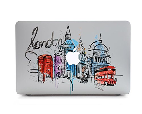 iCasso Sticker Macbook Unibody Laptop