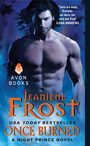 Once Burned: A Night Prince Novel]()