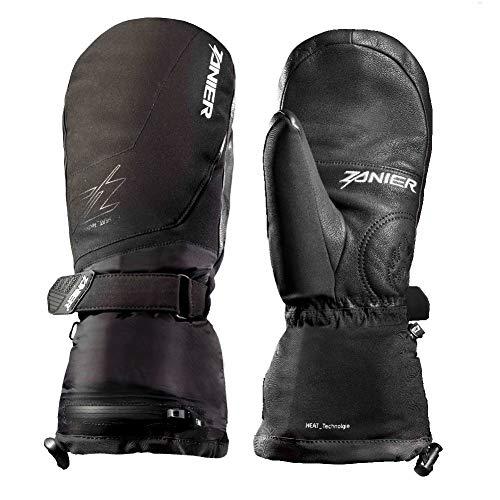 Zanier Gloves Men's Hot.ZX 3.0 Heated Mitts - Black - X-Large