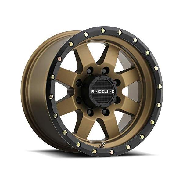 17-Inch-Raceline-935BZ-Defender-17×9-6×55-12mm-BronzeBlack-Wheel-Rim