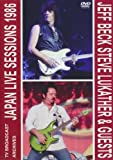 Jeff Beck & Steve Lukather - Japan Live Session 1986 Live/DVD Series DVD Performed by Steve Lukather. British guitarist Jeff Beck has safely secured his spot in rock history. His unique style has been described as a combination of Jimmy Page's in...