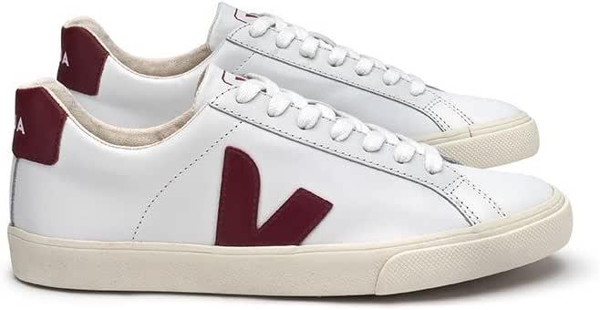 VEJA - Zapatillas de Deporte de Otra Piel Hombre: Amazon.es: Zapatos y complementos