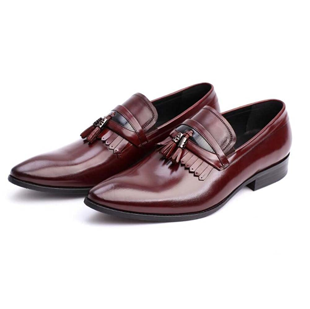 Herren Business Schuhe Fuß europäischen Stil Kleid Schuhe Mode Atmospheric Schuhe