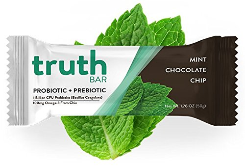 Truth Bar Prebiotic Probiotic Chocolate product image