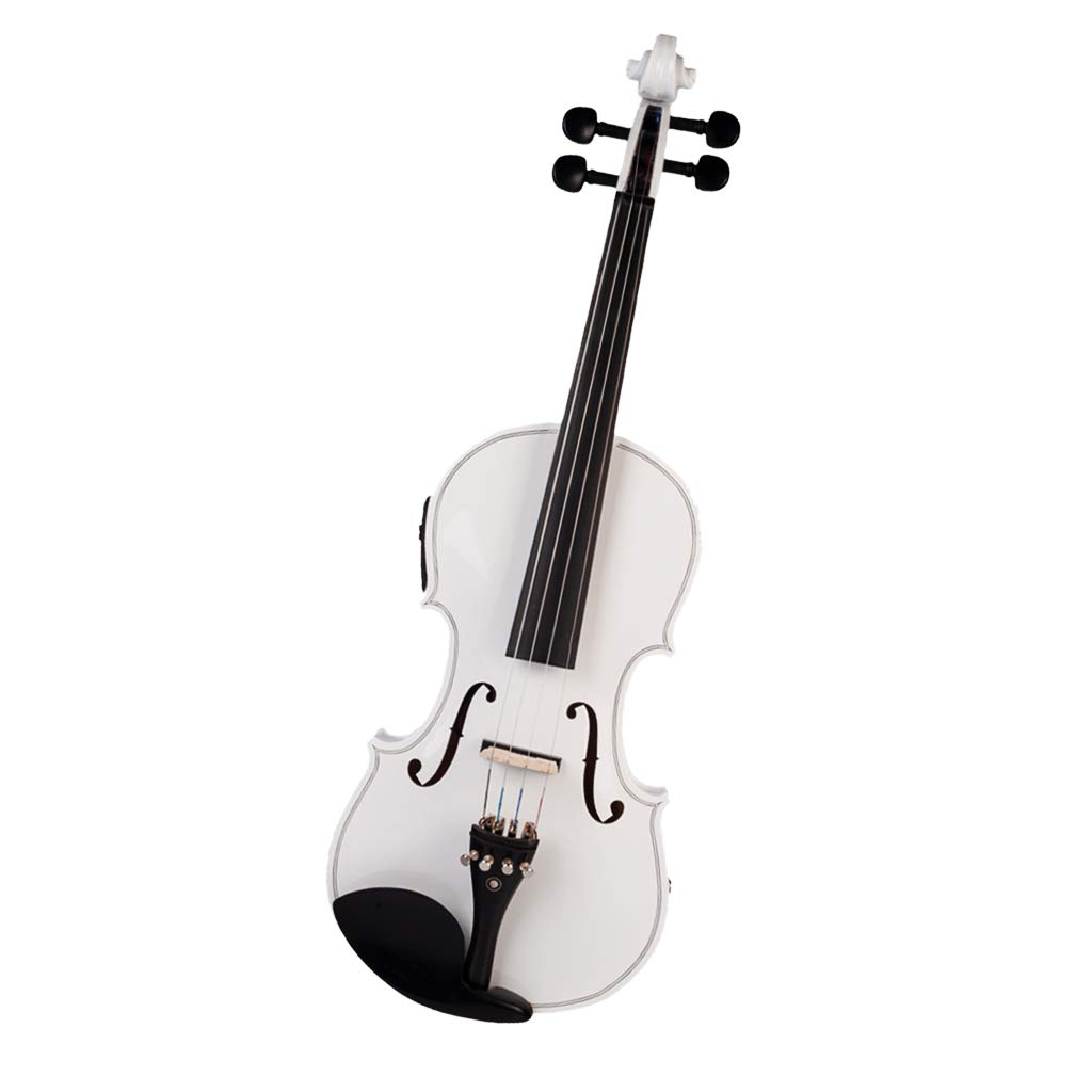 Flameer Electronic Violin for Kids Children Beignners, 4/4 Size
