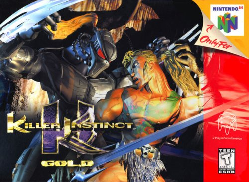 Killer Instinct Gold N64