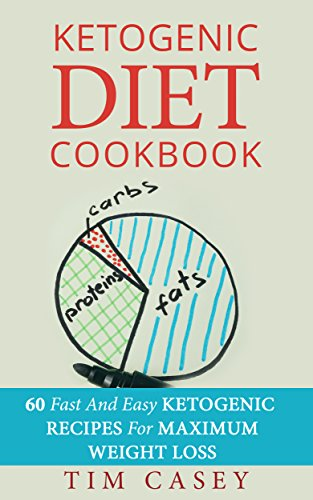 Ketogenic Diet Cookbook: 60 Fast And Easy Ketogenic Recipes For Maximum Weight Loss (Ketogenic Cooking, Weight Loss, Recipes, Cookbook, Ketogenic Diet For Beginners)