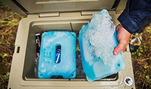 """YETI ICE 4 lb 10"""" 3/4"""