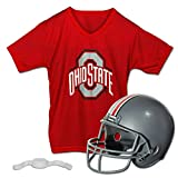 Franklin Sports NCAA Ohio State Buckeyes Youth Helmet and Jersey Set