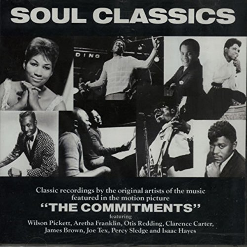 """Classic Recordings"" with classic recordings by the artists of the music featured in the motion picture ""The Commitments"""