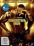Generation Iron (Pumping Iron II) (Digipack im Schuber mit Hochprägung und Goldglanzfolie)