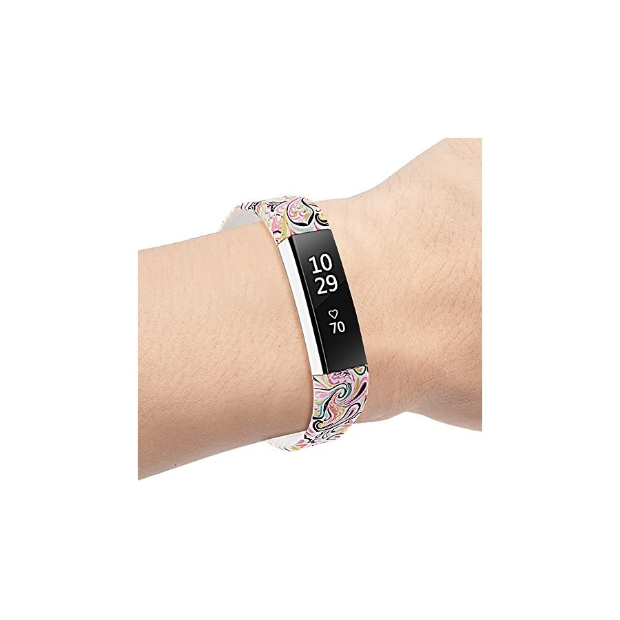 """RedTaro Bands Compatible with Fitbit Alta and Fitbit Alta HR,Standard Size for 5.5"""" 8.1"""" Wrists"""