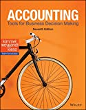 Accounting: Tools for Business Decision Making, 7th Edition