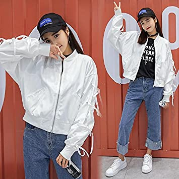 Xuanku Mangas De Camisa Uniforme De Béisbol Béisbol Correa Xl Chaqueta Blanca Uniforme