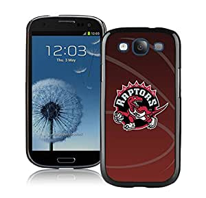 New Custom Design Cover Case For Samsung Galaxy S3 I9300 Toronto Raptors 11 Black Phone Case