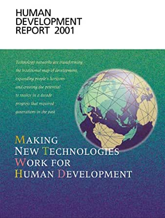 Amazon.com: Human Development Report 2001: Making New Technologies