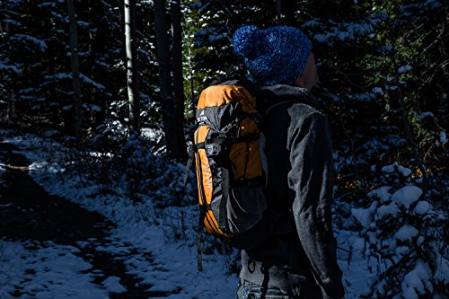 Teton Sports Summit 1500 Ultralight Backpack; Lightweight Daypack; Durable Hiking Backpack for Camping, Hunting, and Travel; Just the Right Size for a Quick Getaway; Don't Settle for the Basics by Teton Sports (Image #12)