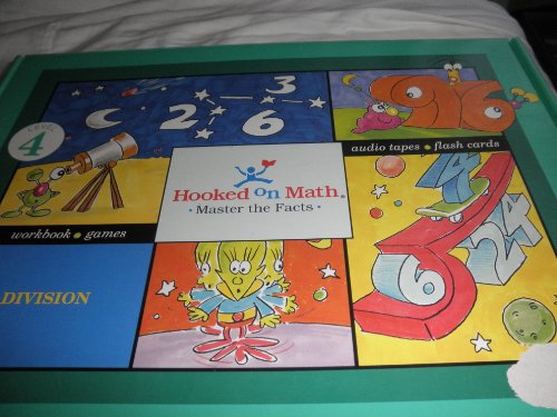 Hooked on Math: Master the Facts (Level 4 Kit)