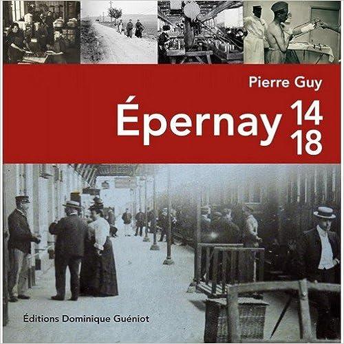 Livres gratuits Epernay 14-18 pdf epub