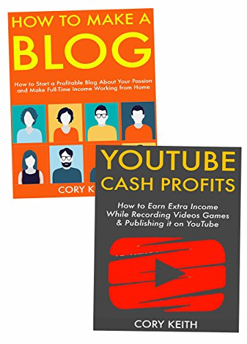 How to Make Cash While Working at Home: Create a Blog & Sell Products on YouTube