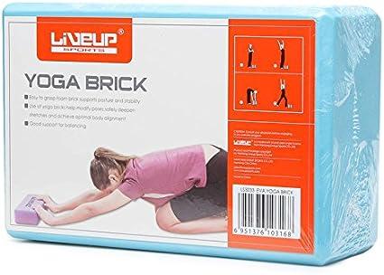 Amazon.com: Esterilla de yoga bloques de espuma, Púrpura, 1 ...