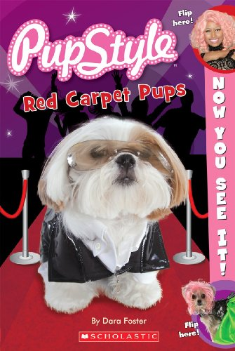 Pup Costume (Now You See It! Pupstyle Red Carpet Pups)