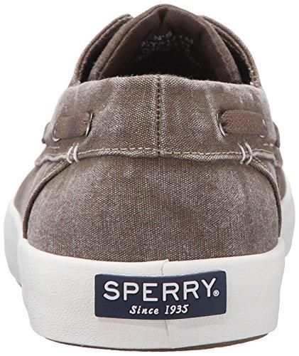 Sperry Top-sider Menns Wahoo To Øyne Mote Sneaker Sjokolade