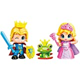 Pinypon - 700011163 - Mini Poupée - 2 Figurines Prince et Princesse